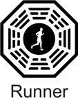 Men's Runner - Lost