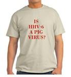 IS HHV-6 A PIG VIRUS?