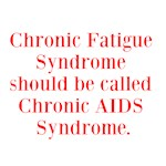 Chronic Fatigue Syndrome should be called Chronic