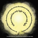 ACIM-When a Mind has only Light