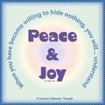 ACIM-Peace and Joy