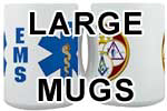 Large Masonic Mugs