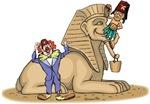 Shrine Clown & The Sphinx
