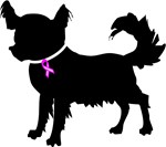 Chihuahua Breast Cancer Awareness