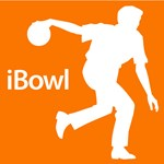 Bowling iBowl Silhouette
