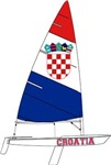 Croatia Dinghy Sailing