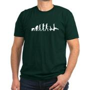 Evolution of Capoeira Shirts