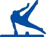 Pommel Horse Gymnast