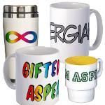 Aspergers Mugs