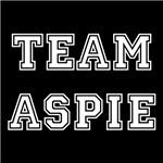 Team Aspie T-shirts