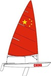 China Dinghy Sailing