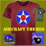 Aircraft Art Themes