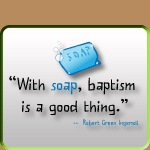 Soap & Baptism