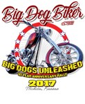 Big Dog Biker 10th Anniversary Rally shirt