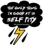 The Only Thing I'm Good At Is Self Pity