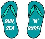Sun, Sea 'n' Surf!