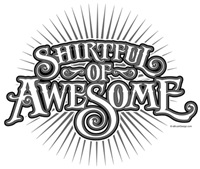Shirtful Of Awesome