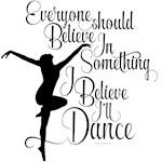 I Believe I'll Dance