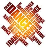 Typographic Dance (Fire)