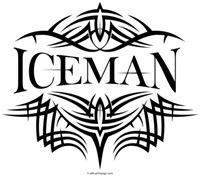 Tribal Hockey (Iceman)