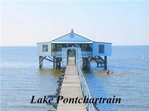 Lake Pontchartrain Camp (Six Little Fishes)