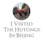 I Visited The Hutongs In Beijing