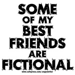 My Friends are Fictional