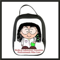 Ladies Carry Everything for Science Bags!