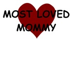 MOST LOVED MOMMY