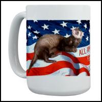 Ferret Mugs
