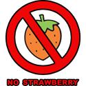 No Strawberry