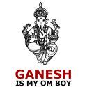 Ganesh Is My Om Boy T-shirt & Gift