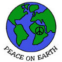 Peace On Earth T-shirt & Gift
