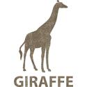 Vintage Giraffe