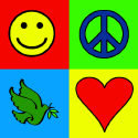 Colorful Peace Tees & Gifts