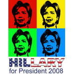 Hillary T-shirts & Gifts