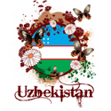 Butterfly Uzbekistan