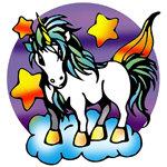 Unicorn T-shirt : Unicorn T-shirts