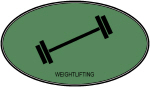 Weightlifting (euro-green)
