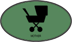 Mother (euro-green)