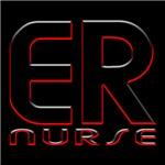 ER NURSE RED GLOW