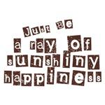 A Ray of Sunshiny Happiness