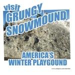 Grungy Snow Parody