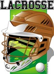 Lacrosse Helmet (Brown)