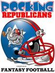 FFL Rockin Republicans Helmet