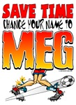 Meg Soccer Ball