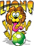 Looney Lions Soccer