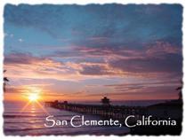 San Clemente, CA ... SC! Various designs!
