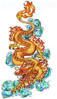 Elemental Dragon