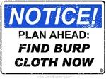 Find Burp Cloth Now